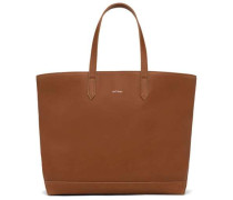 Vintage Schlepp Shopper tan