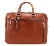 Cambridge Aktentasche 15″ cognac