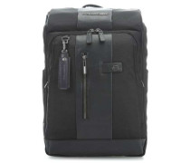 Brief Laptop-Rucksack 14″ schwarz