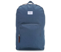 Ground Kim Rucksack blaugrau
