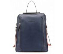 Circle Laptop-Rucksack 14″ blau