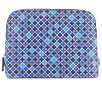 Bae Kulturbeutel blau 26 cm