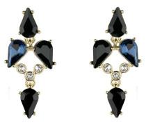 Meagan Ohrringe schwarz/blau
