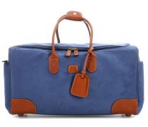Life Reisetasche blau