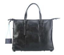 Black Goldie M Handtasche schwarz