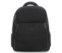 Quarterback Premium Laptop-Rucksack 15.6″ schwarz