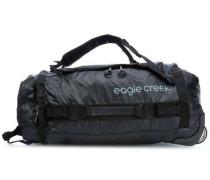 Cargo Hauler Rollenreisetasche schwarz 82 cm