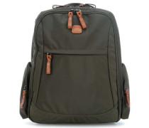 X-Travel Rucksack 16″ olivgrün
