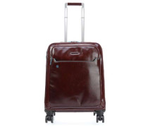 Blue Square 4-Rollen Trolley 15″ mahagoni