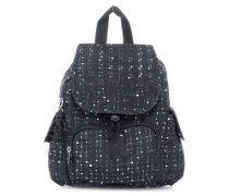 Basic City Pack Mini Rucksack dunkelblau