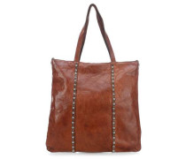 Damiana Shopper cognac