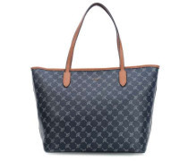 Cortina Lara S Shopper blau