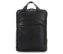 Pulse Plus Laptop-Rucksack 16″ schwarz