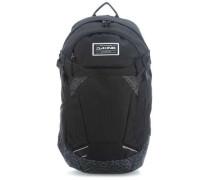 Canyon 20L Rucksack schwarz/grau