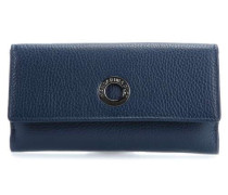 Mellow Leather Geldbörse navy