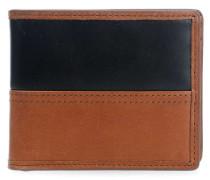Tate RFID Geldbörse cognac