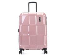 Crate Reflex 4-Rollen Trolley rosa 66