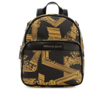 Rucksack-Tasche schwarz