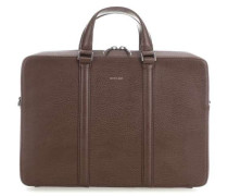 Dwell Harman Laptoptasche 15″ dunkelbraun