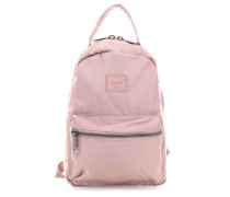 Flight Satin Nova Mini Rucksack altrosa