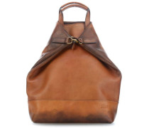 Randers X-Change (3in1) Bag S Rucksack cognac