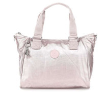 Basic Plus Amiel Handtasche metallic pink