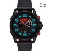 On Full Guard 2.5 Smartwatch rot/schwarz