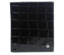 Crocco Midas Geldbörse schwarz