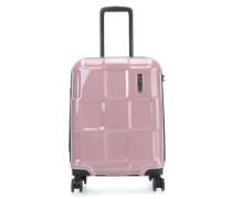Crate Reflex 4-Rollen Trolley rosa 55