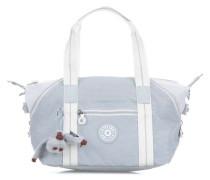 Basic Art Mini Handtasche hellgrau