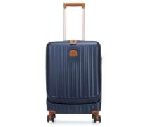 Capri 4-Rollen Trolley 16″ blau