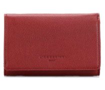 Basic BACorkF9 Geldbörse rubinrot