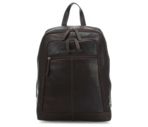 James Laptop-Rucksack 14″ dunkelbraun