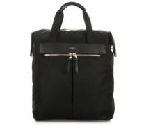 Mayfair Mini Chiltern Rucksack-Tasche 13″ schwarz