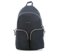 Stylesafe Rucksack schwarz