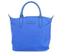 133 Handtasche blau