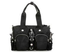 Nylon Zoomy Handtasche schwarz