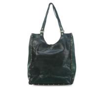Diaspro Handtasche dunkelgrün