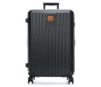Capri 4-Rollen Trolley schwarz 78 cm