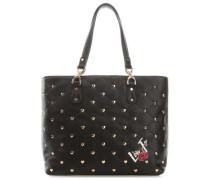 Romantica Handtasche schwarz