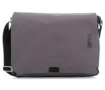 Punch Style 49 13'' Laptop Messenger grau