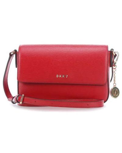 DKNY Damen Bryant Schultertasche rot Spielraum-Shop Echt Günstiger Preis Kaufen Authentische Online YMmxFO