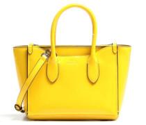 Mini Sloane Handtasche gelb