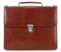 Cambridge Aktentasche 13″ cognac