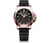 I.N.O.X. V. Schweizer Uhr roségold/schwarz