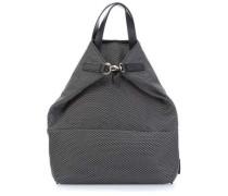 Mesh X-Change (3in1) Bag S Rucksack silber