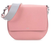 Grano Colorblocking Rhea Schultertasche rosa