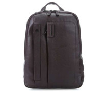 Pulse Plus Laptop-Rucksack 14″ dunkelbraun