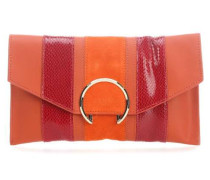 Fancy FAClutchM Clutch orange