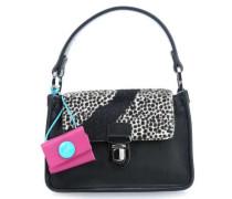 Angie.B S Handtasche schwarz/weiß
